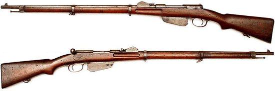 Steyr Mannlicher M1888 90 (01)