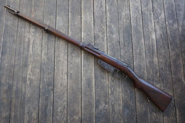 винтовка Манлихера обр. 1888 90 года 02