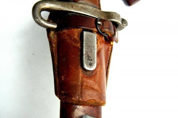 нож унтер офицерский к винтовке Манлихера (Болгария) 05