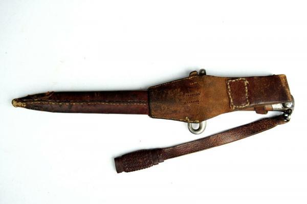 нож унтер офицерский к винтовке Манлихера (Болгария) 04