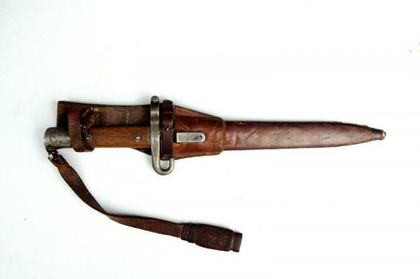 нож унтер офицерский к винтовке Манлихера (Болгария) 03