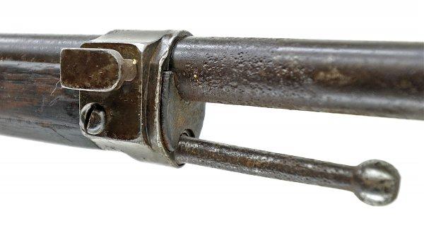 венгерская морская укороченная винтовка Манлихера обр. 1890 года (Steyr Mannlicher M1890 Navy Short Rifle) 03