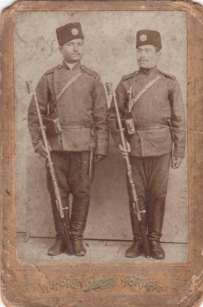 WW1 Old Bulgaria Bulgarian Royal Military Photo 1900 1915