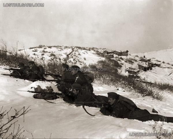 солдаты в годы ПМВ. Южный фронт 01