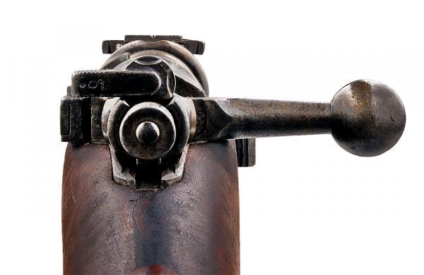7,65 мм турецкая винтовка системы Маузера обр. 1893 года 10