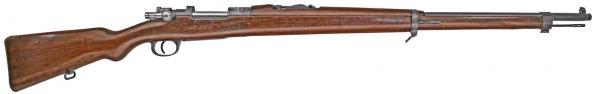 7,65 мм турецкая винтовка Маузера обр. 1903 года 00а