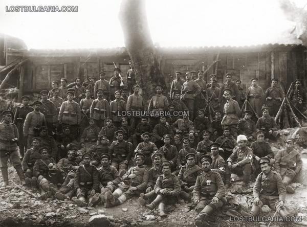 в състава на 11 та пехотна македонска дивизия