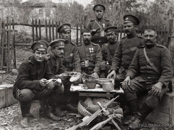 в 33 та допълваща дружина, 1916 г.