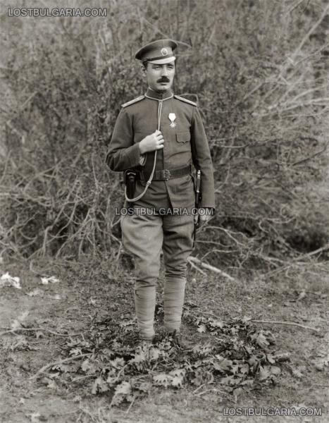 от 11 та пехотна македонска дивизия. ПМВ 01