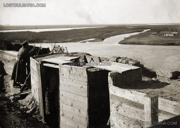 на пехотата, Южния фронт, 1917 г.