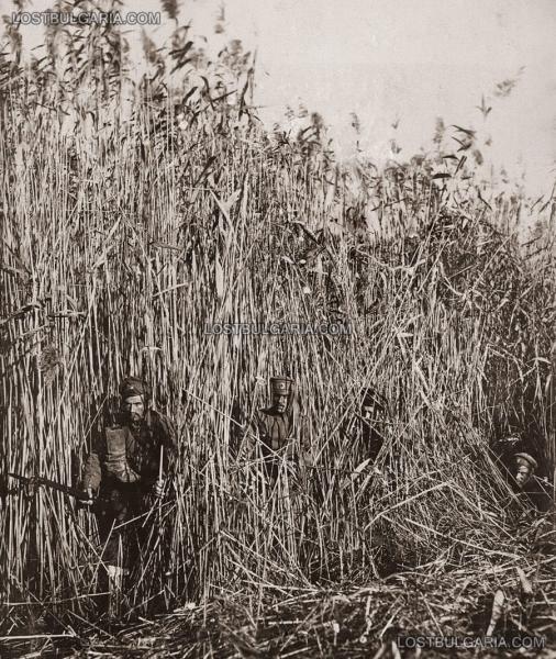 отред от 23 ти пехотен Шипченски полк, 1916г.