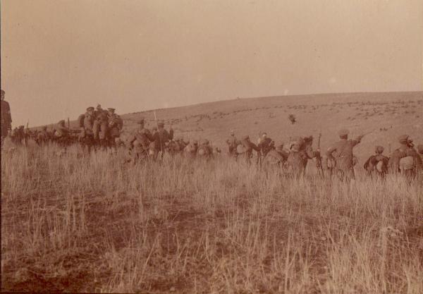 от Сръбско Българската война през 1915 г. ПМВ