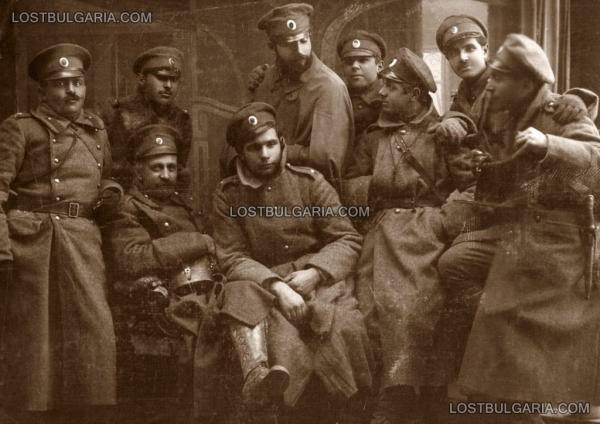 от Първата световна война, 1918 г.