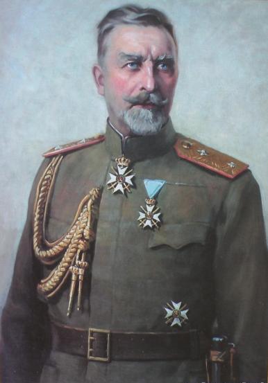 генерал лейтенант Вазов (1915 1918 гг.)