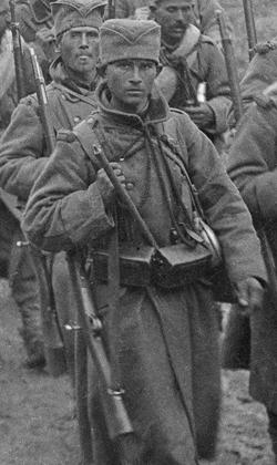 солдаты в ПМВ (1917 1918 гг.) 01