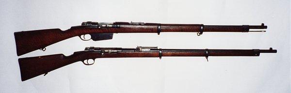 Serbian 80 07 & 78 80 Rifles 02