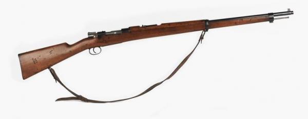 винтовка Маузера обр. 1899 года 01