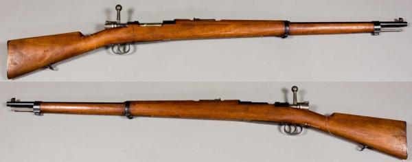винтовка Маузера обр. 1899 года 00