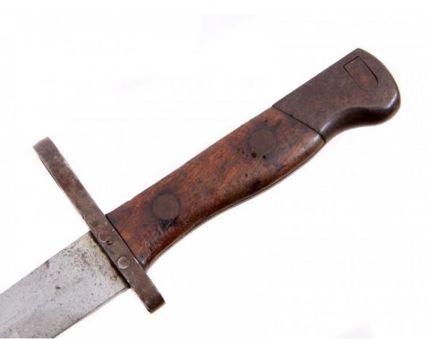 сербский обр. 1899 года к винтовке системы Маузера обр. 1899 года 02