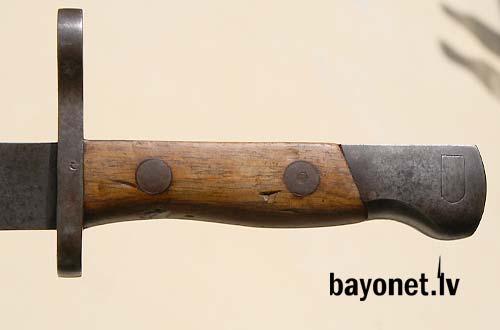 сербский обр. 1899 года к винтовке системы Маузера обр. 1899 года 05