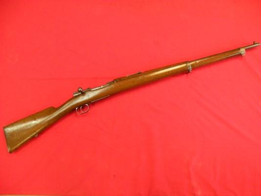 винтовка Маузера обр. 1899 1907 года 01
