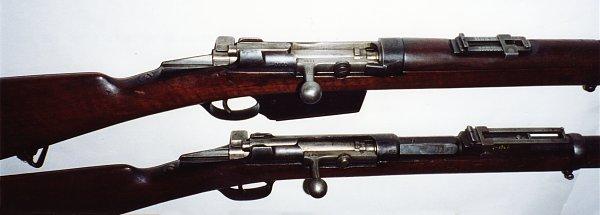 Serbian 80 07 & 78 80 Rifles 01