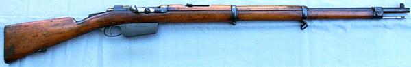 винтовка Маузера Милановича Джурича обр. 1880 1907 года 03