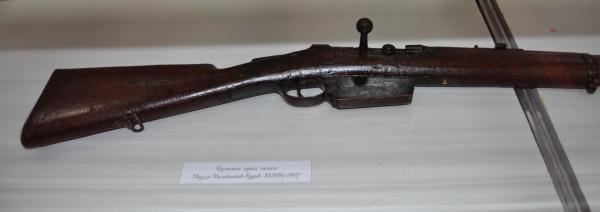 винтовка Маузера Милановича Джурича обр. 1880 1907 года 11