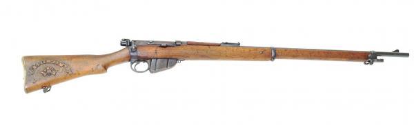Magazine Lee Enfield Mk I rifle (Long Tom)