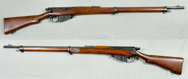 винтовка Ли Метфорд Mk II (01)