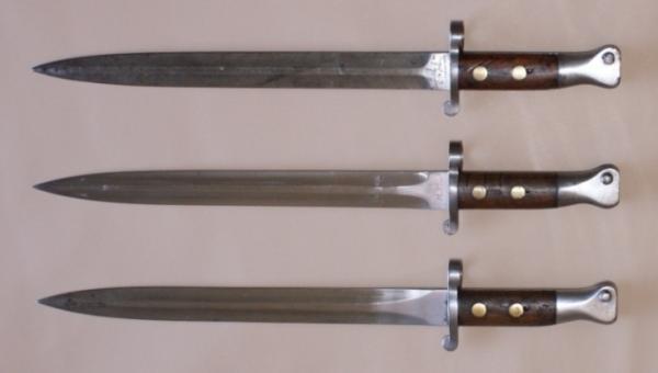 Pattern 1888 Bayonets