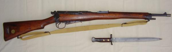 Lee Enfield Mk I Carbine