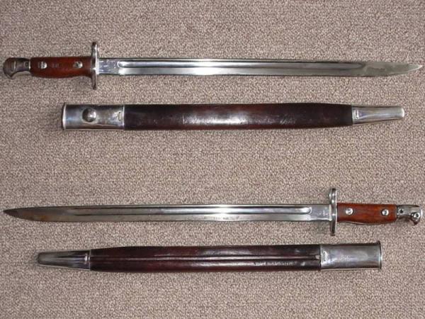 британский обр. 1907 13 года. Виды справа и слева (01)