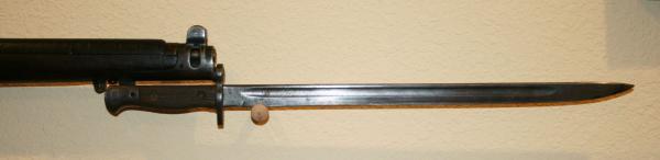 штыка обр. 1907 13 года к магазинной винтовке SMLE №1 Mk. III (02)