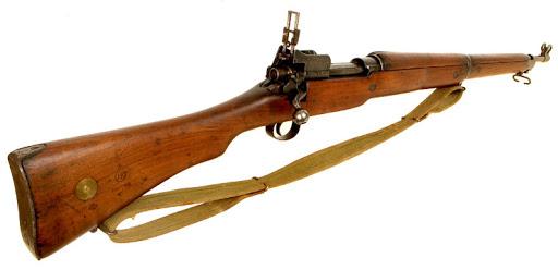 винтовка Pattern 1914 Enfield 04