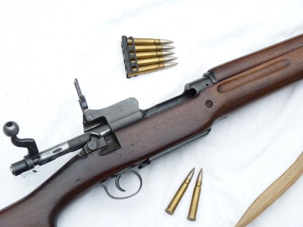 винтовка Pattern 1914 Enfield 08