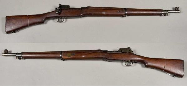 винтовка Pattern 1914 Enfield 02