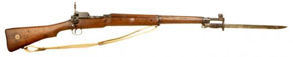 винтовка Enfield P14 (Rifle No.3) со штыком 05