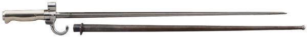 Épée Baïonnette Modèle 1886