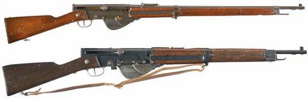 Fusil Automatique RSC Mle 1917. Fusil Automatique RSC Mle 1918
