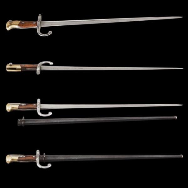 французский обр. 1874 года к винтовкам и карабинам системы Гра 01