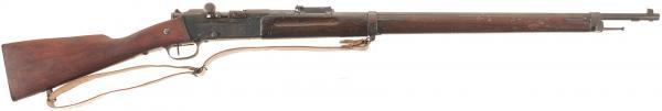 пехотная винтовка Лебеля обр. 1886 93 года (Fusil Mle 1886 Modifié 93) 03