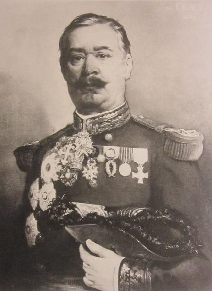 генерал Батист Трамон (Baptiste Tramond) 01