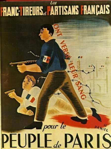 font b french b font resistance freedom art font b poster b font font b