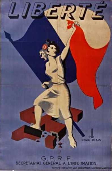 Liberte GPRF 1944