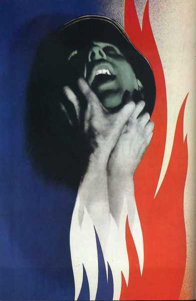 anti nazi french resistance poster