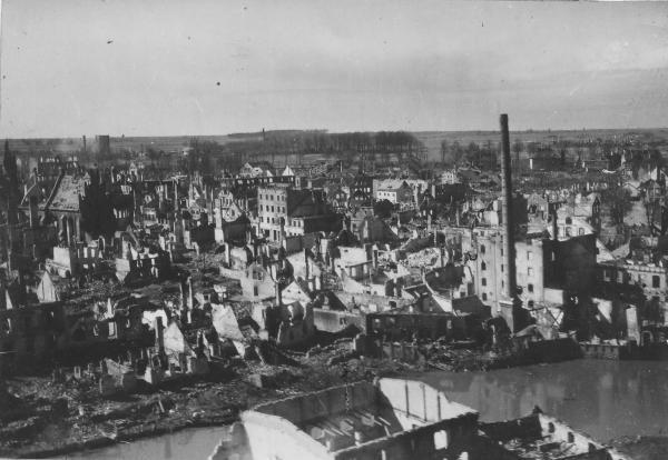 Balga 1945