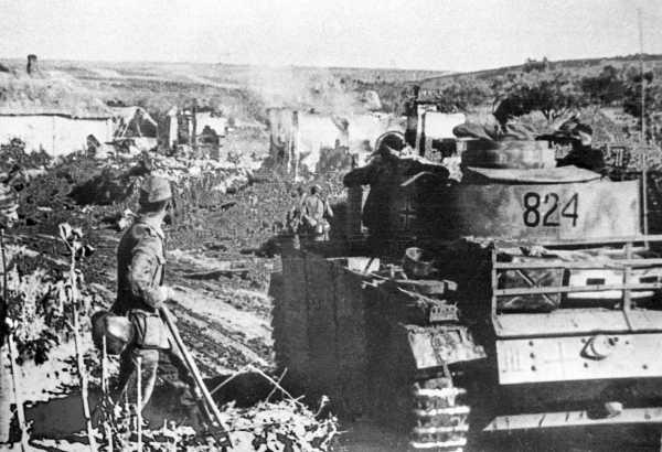 Pz IV Kurskaja 1943
