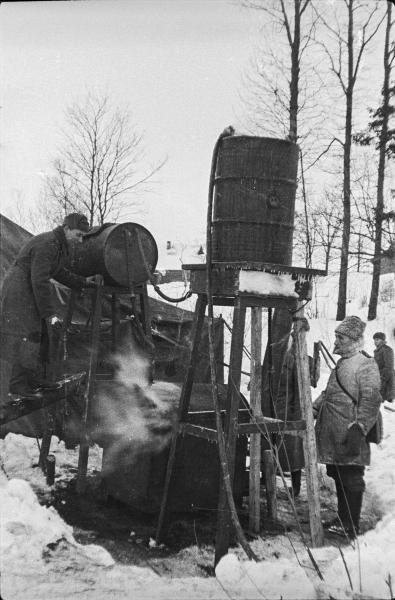 Na Vitebskom napravlenii 1944 author V Faminskiy