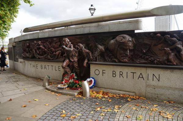 Londres, Le mémorial The Battle of Britain
